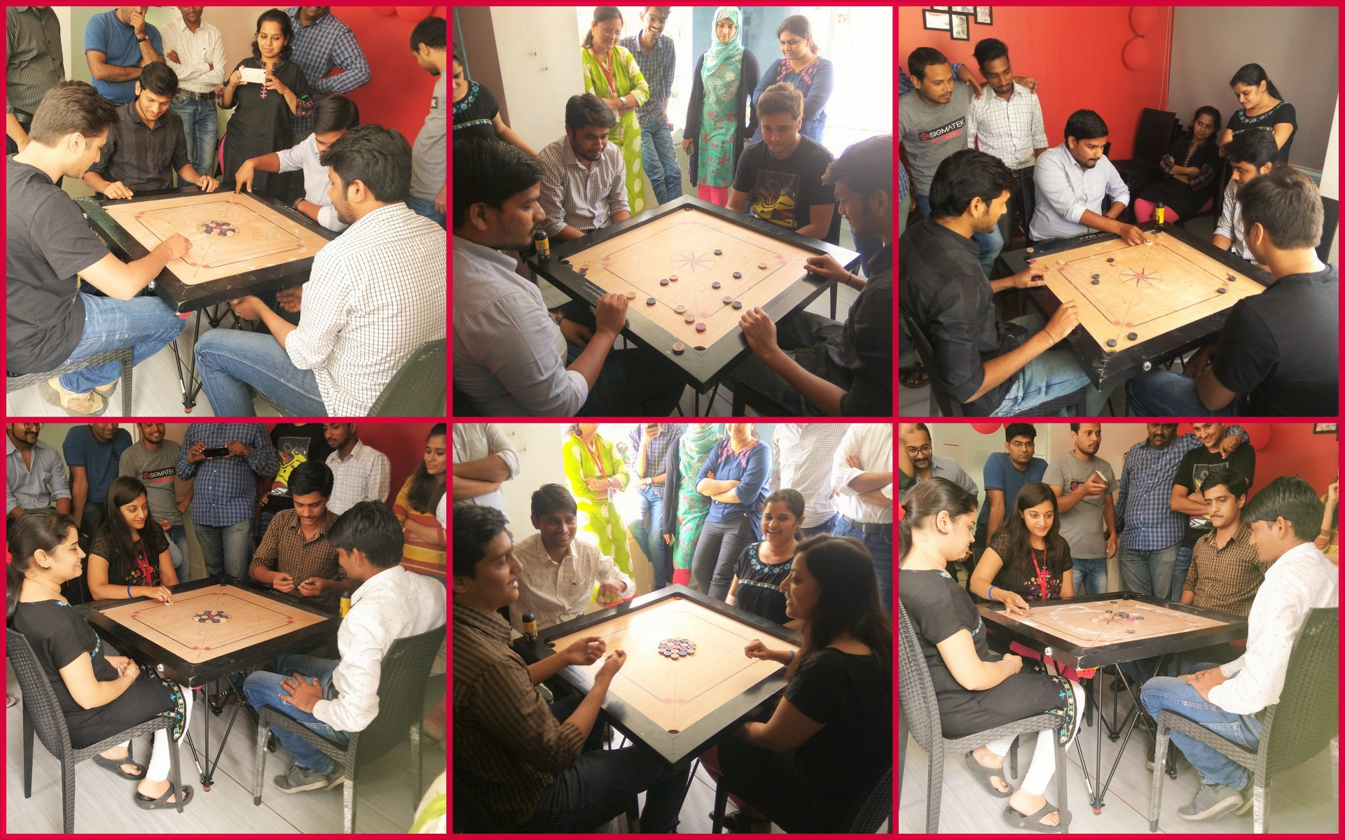 Carrom Tournament