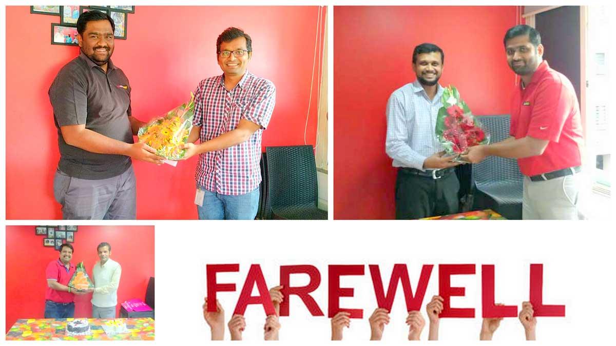 Employee Farewell